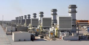 Lucky Power Tech Quetta, Pakistan 125 MW CC Power Plant, 1992