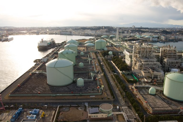 Build, Own and Operate LNG Terminals